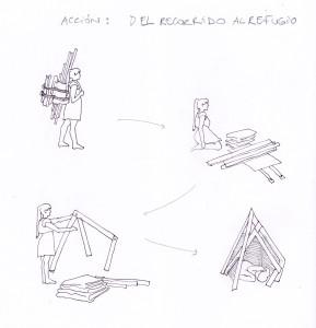 Boceto de acción