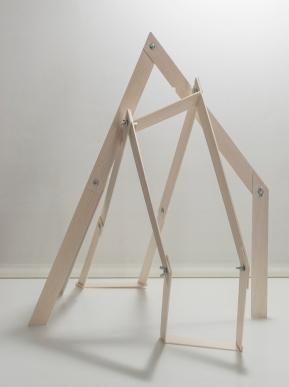 Maqueta 1:3 estructura principal